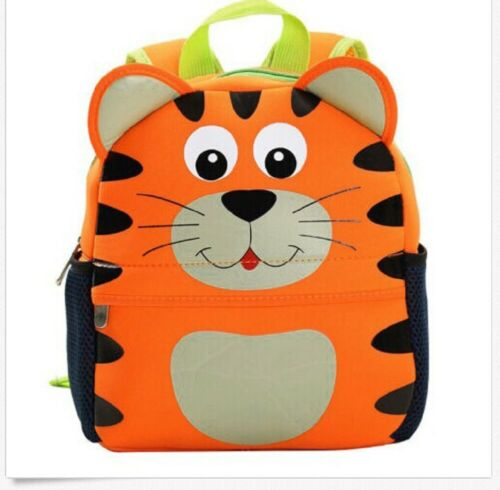 Animal Cartoon School Bag