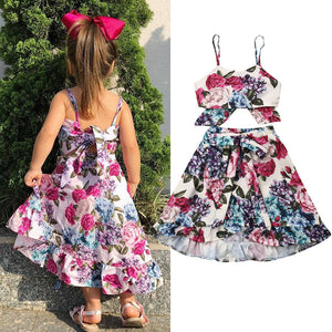 Buttercup Summer Dress Set