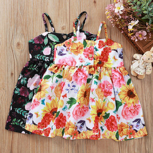 Summer Lovely Flowers Dress