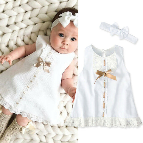 Princess Lace Romper Dress