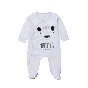 Cute Animal Cotton Romper