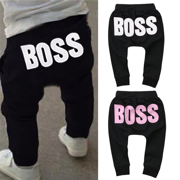 Cool Boss Pants For Boys And Girls