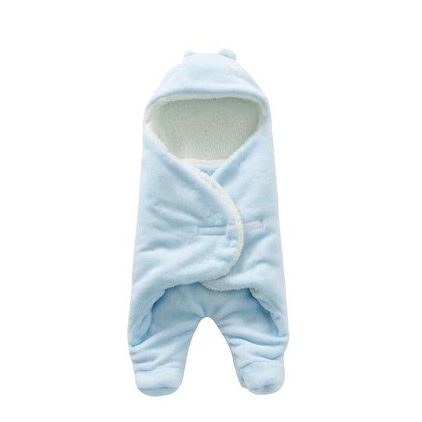 Baby Boy Girl Blanket Warm Rope
