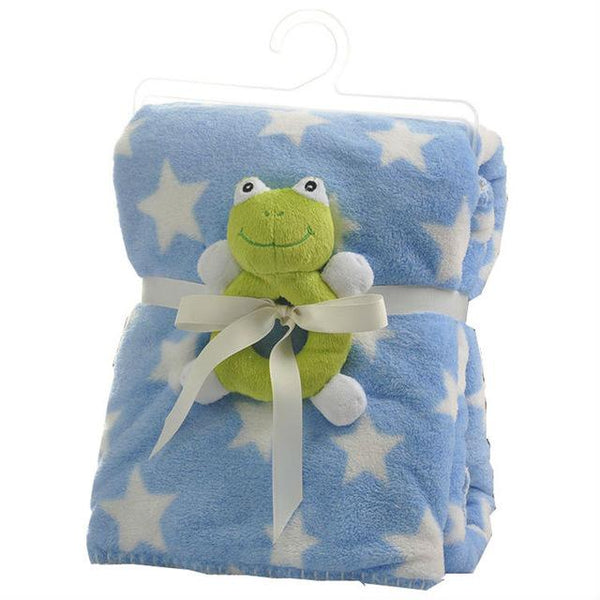 Baby Boy Girl Blanket Wrap For Newborn