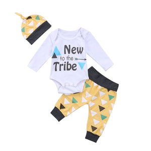 Baby Boy Girl Set Tribe