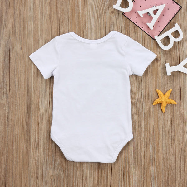 Baby Boy Girl Romper Best Parents