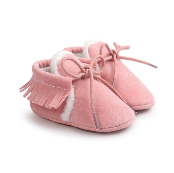 Baby Boy Girl Shoes Around You