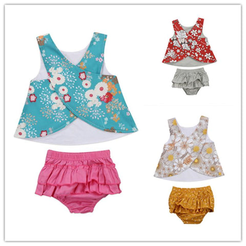 Girl Baby Girl Set O My Flora