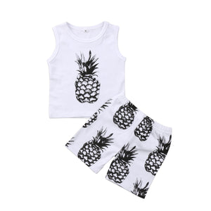 Boy Baby Boys Set O My Pineapple
