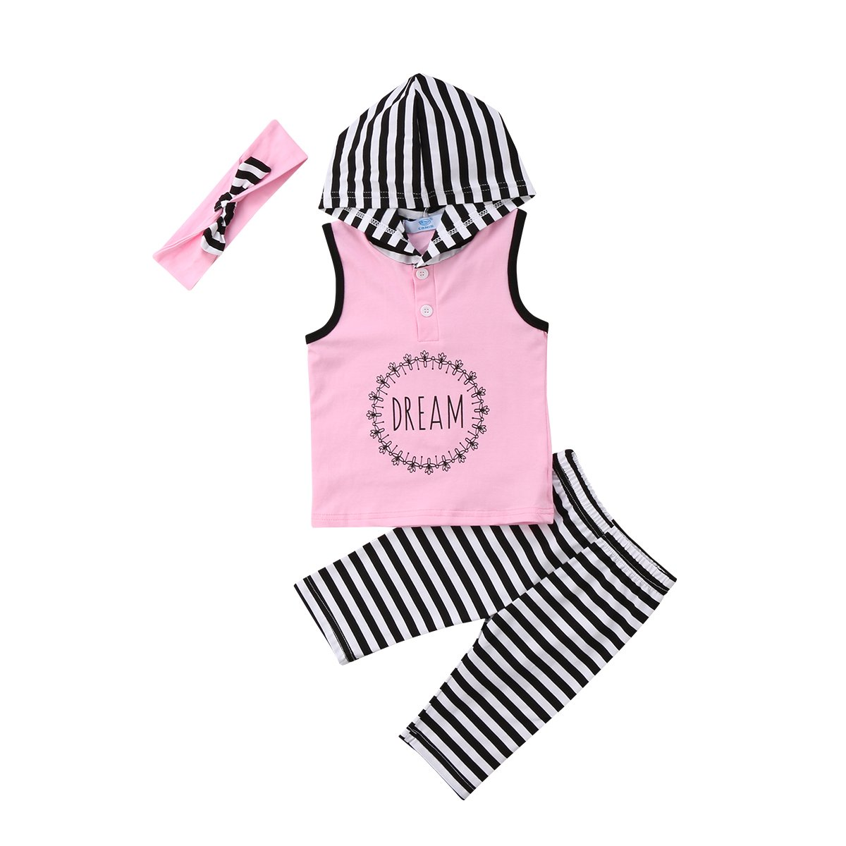 Girl Baby Girl Set Dreamy Queen
