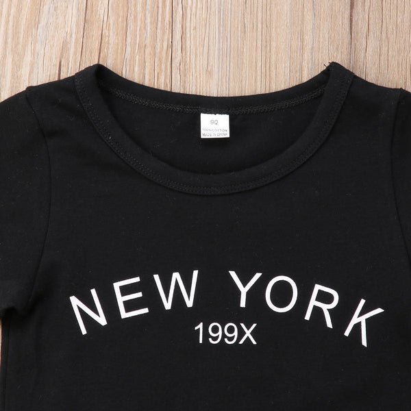 Girl Baby Girl New York Army Set