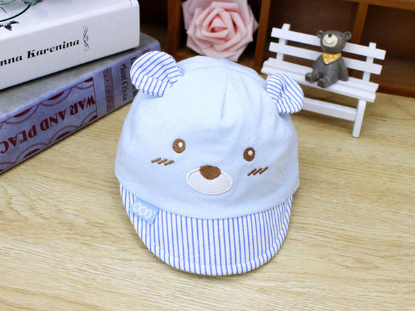 Baby Boy Girl Sun Hat Cute Ears