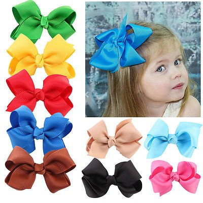 Girl Baby Girl Hair Bowknot Accessory