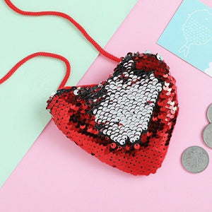 Girl Baby Girl Mini Shoulder Bag Heart
