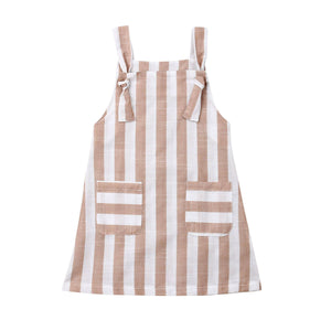 Girl Baby Girl Sleeveless Dress Caren