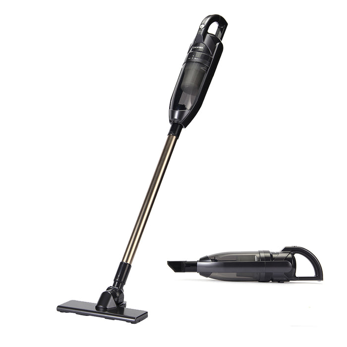 EuLeven Cordless Stick Vacuum Cleaner with Rechargeable Battery and Attachments