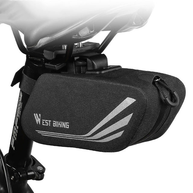 Clip-On Saddle Bag