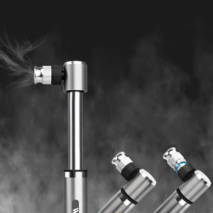 Micro Rocket Aluminum Bike Pump