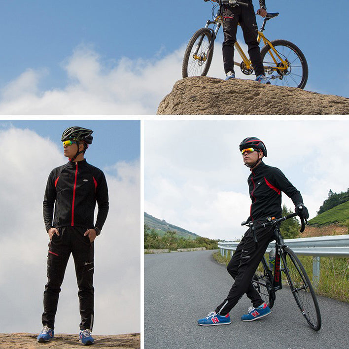 Rockbros™ Thermal Windproof Cycling Pants