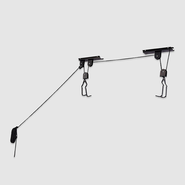 Heavy-Duty Ceiling Mounted Bike Lift