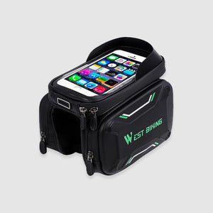 Top Tube Double Phone Bag