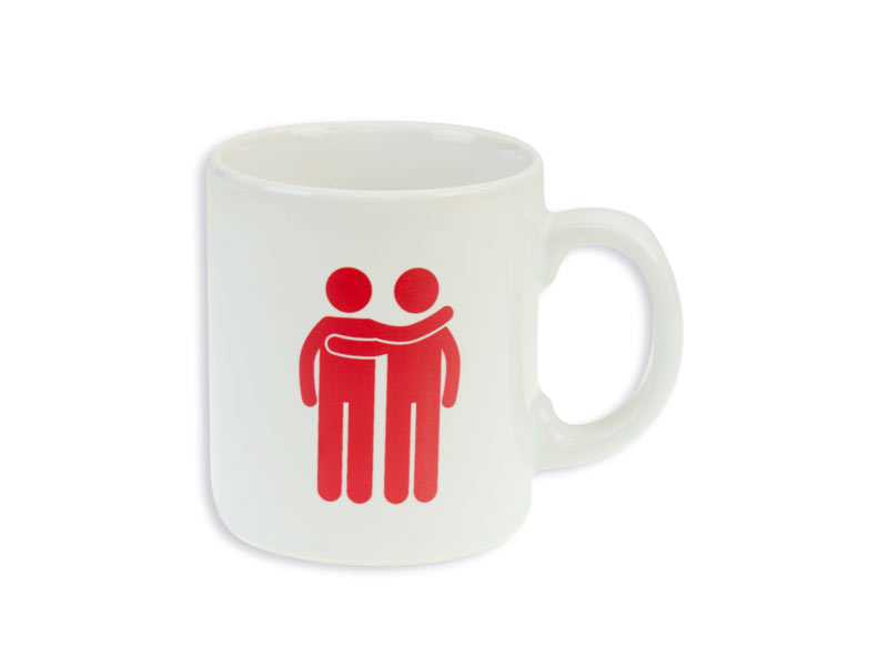 Mug Let's go together
