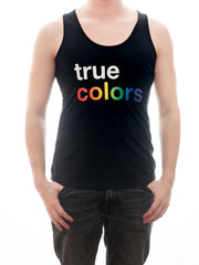 True Colors - Tanktop - Black