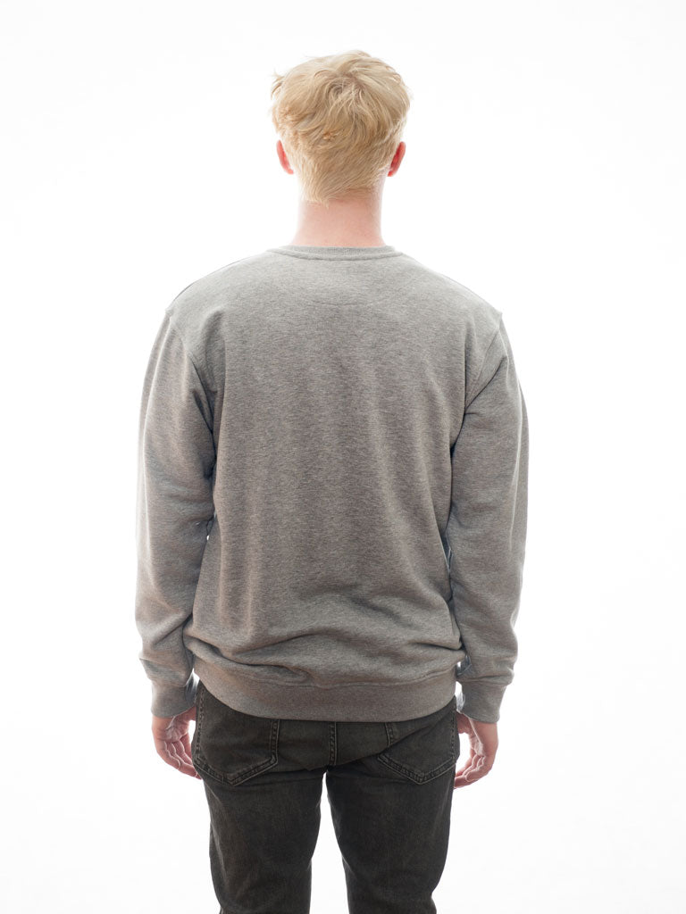 Let's go together - Sweater - grey