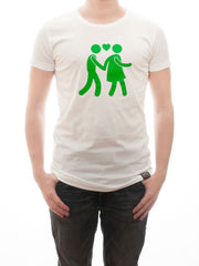Feeling  - T-Shirt - White