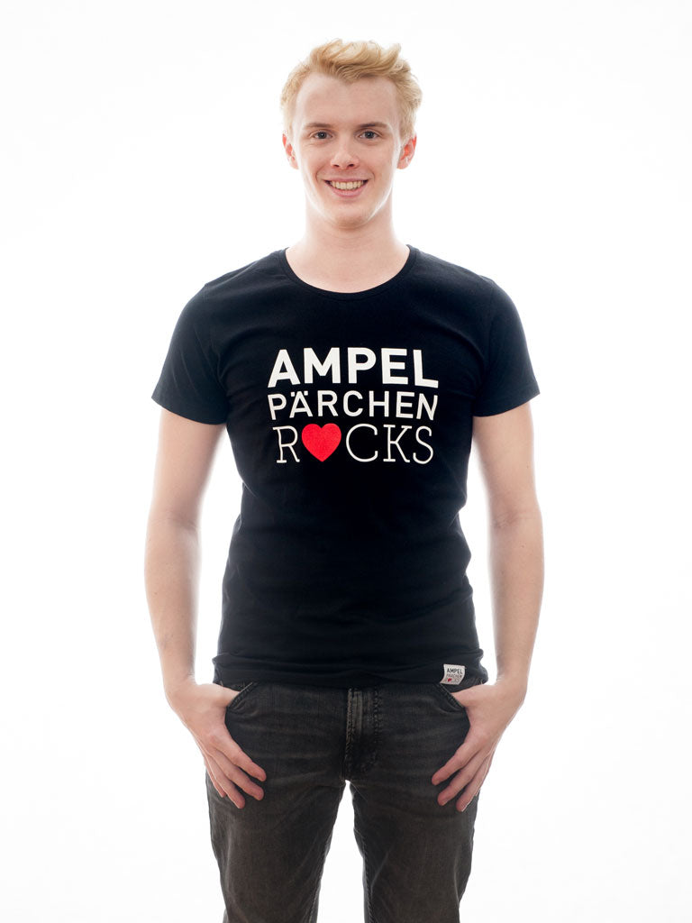 Ampelrocks - T-Shirt - Black