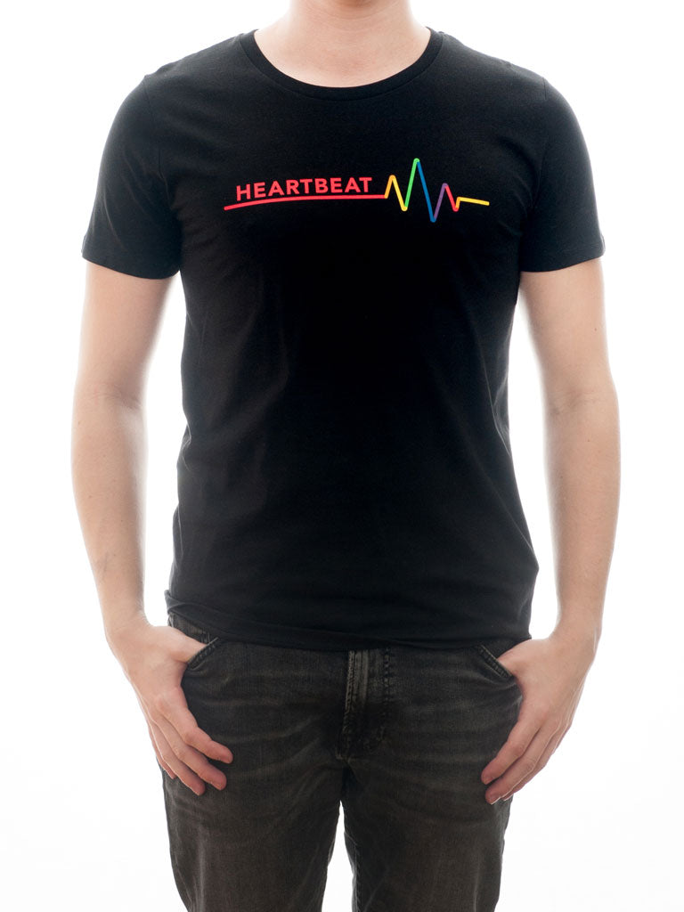 Heartbeat black