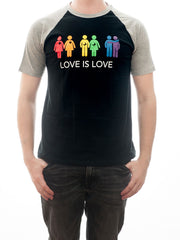 Love=Love black/grey