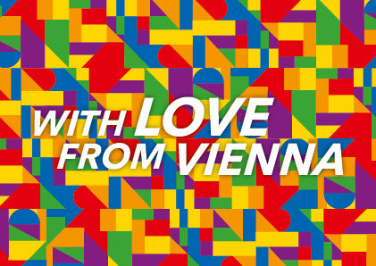 Europride greetings from Vienna