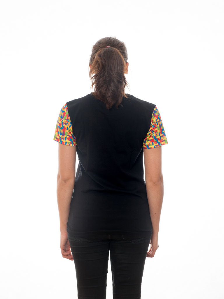 EuroPride Sleeveprint black