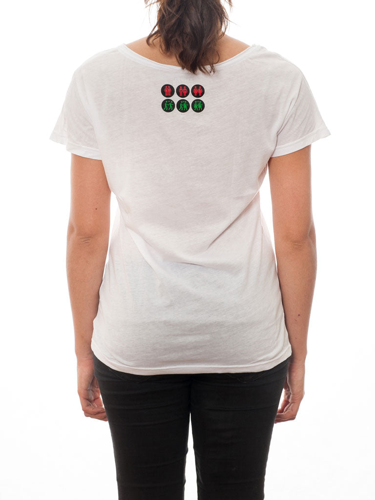 Ampelrocks - T-Shirt - White