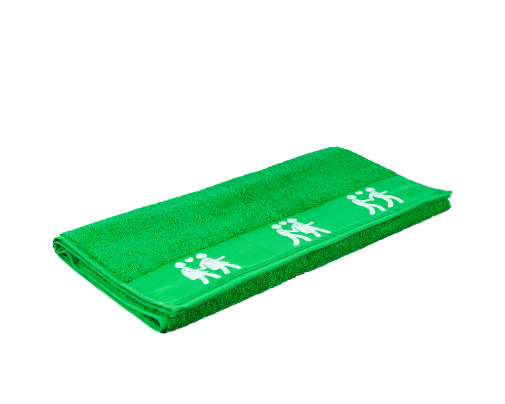 Towel green