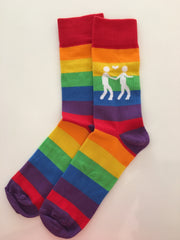 Socks Unisex Rainbow