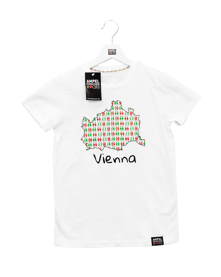 Kids Shirt Vienna white