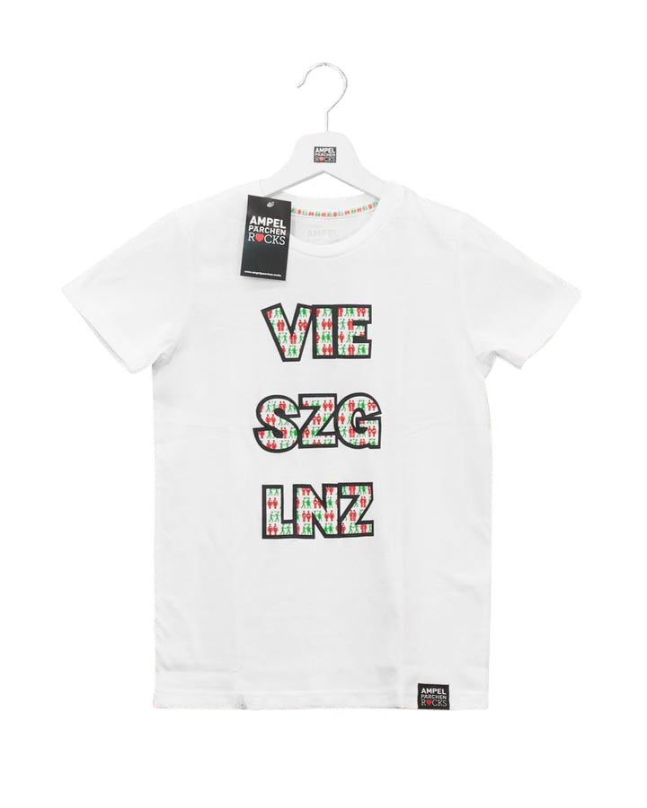 Kids T-Shirt Airport white
