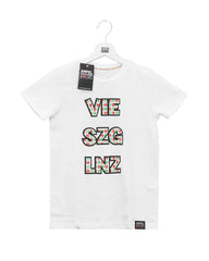 Kids Shirt Airport white