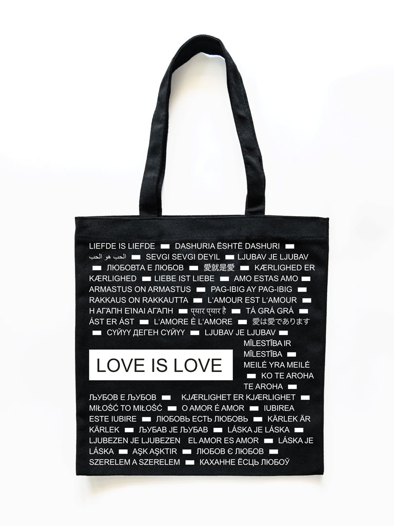 Bag Cotton Love=Love