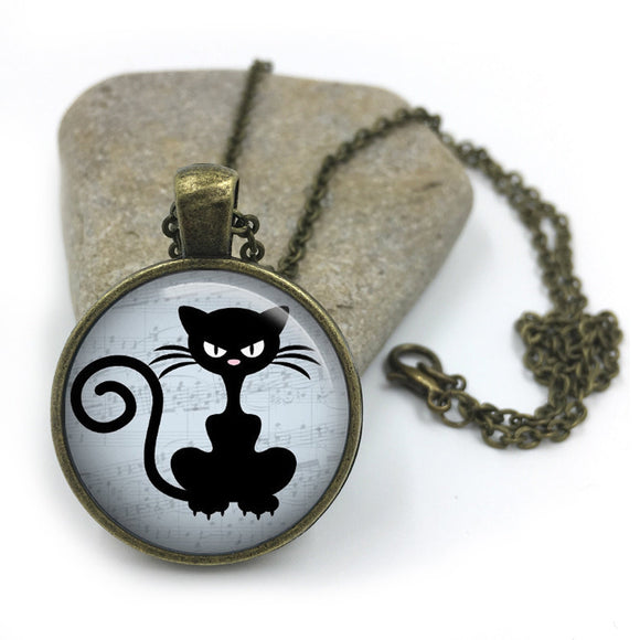 Cat Animal Necklace| Cat Lover Jewellery| Cats jewelry| Cat Gifts| Cat Lover Gifts| Cat Necklace| cat pendant| gift for wife| Gift for Her 6