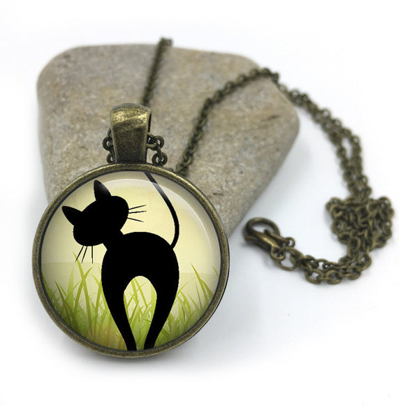 Cat Animal Necklace| Cat Lover Jewellery| Cats jewelry| Cat Gifts| Cat Lover Gifts| Cat Necklace| cat pendant| gift for wife|Gift for Her 14