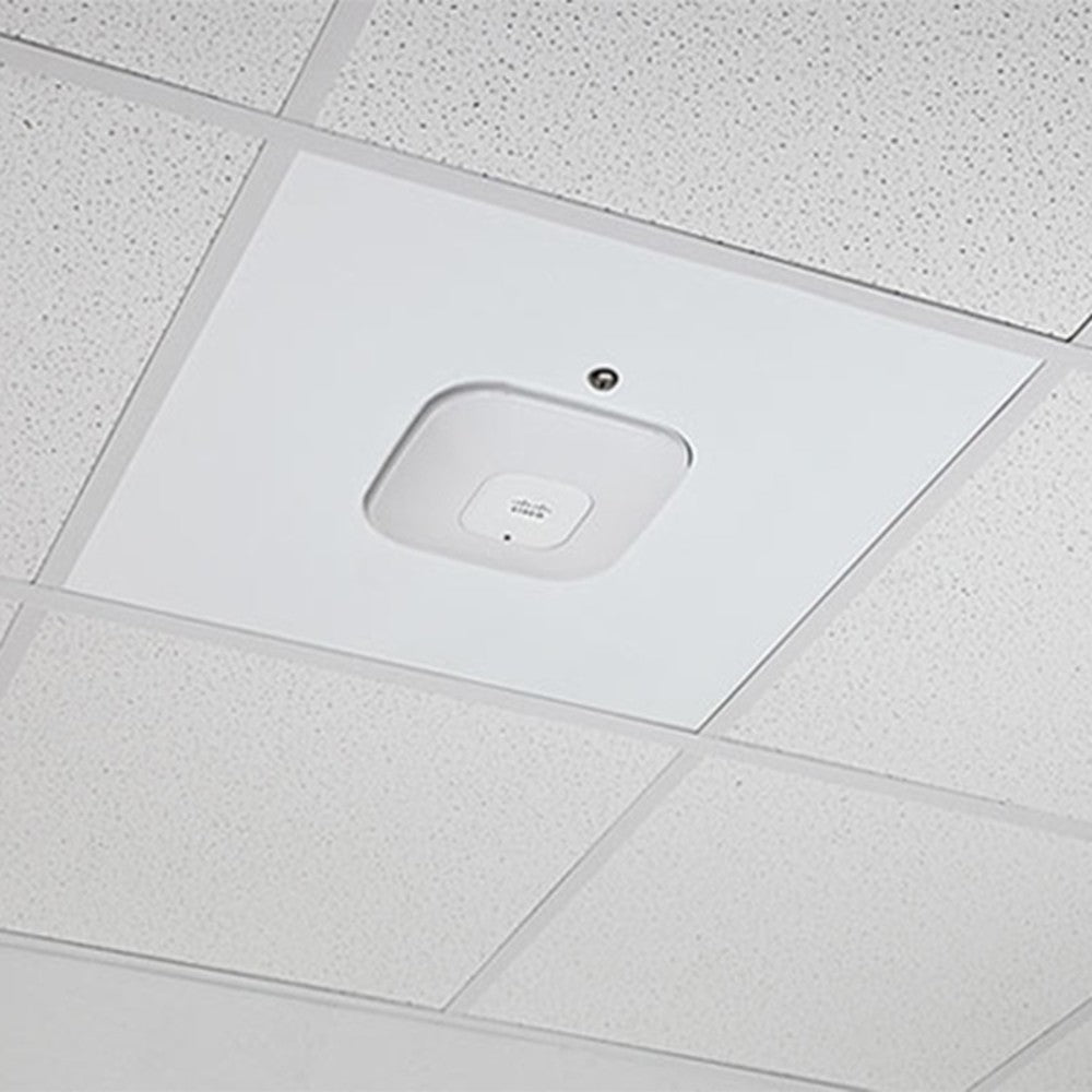 Oberon Locking Suspended Ceiling Tile Wifi Access Point Mount For