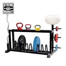 Xtreme Monkey Cross Fit Functional Storage Rack