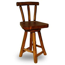 Barstool (with backrest)