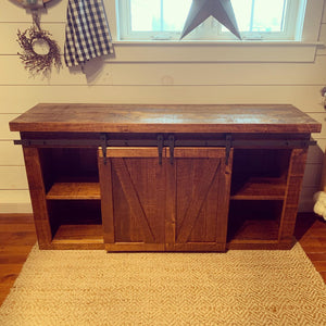 "60"" Farmhouse Console"