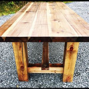 Wood Farm Harvest Table