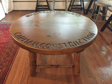 Coffee Table (Round)