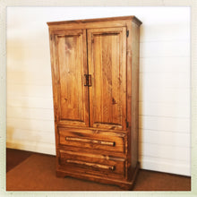 2 Drawer Armoire